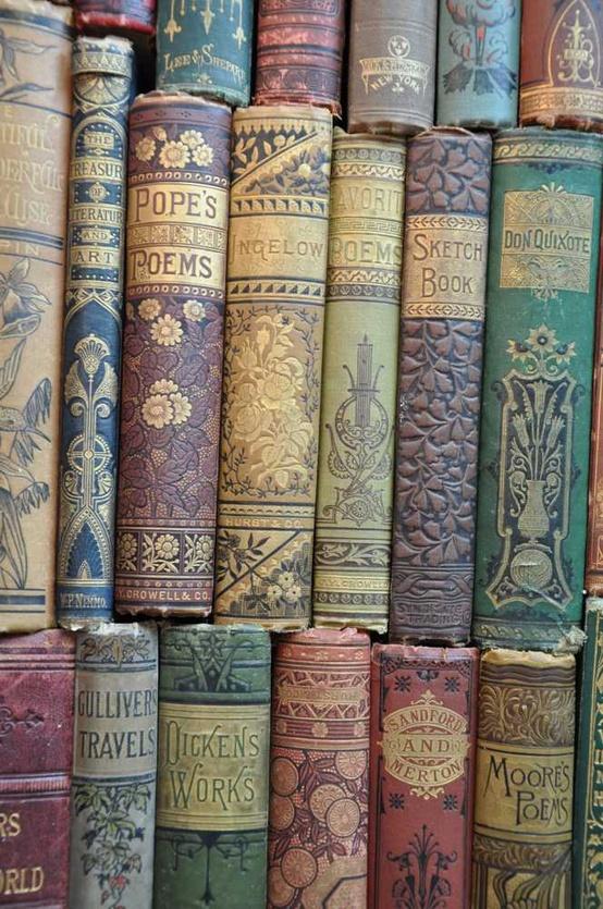 Antique Literary Classics