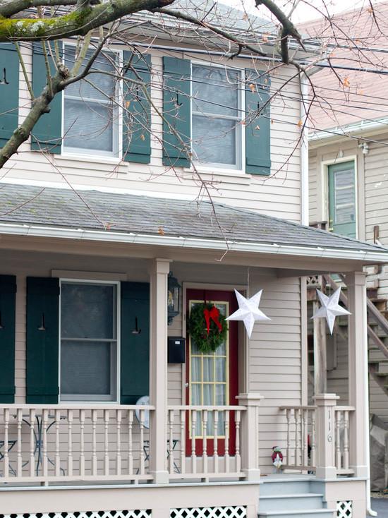 Rhinebeck Ny Winter Decor (New York)